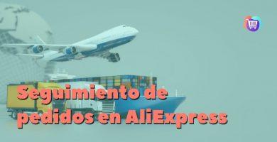 Hacer seguimiento a compras con AliExpress Standard Shipping en Correos de Chile