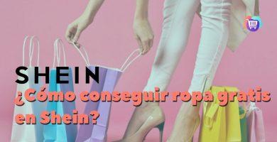 ¿Cómo conseguir ropa gratis en SHEIN desde Chile?
