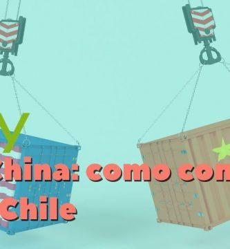 Comprar en eBay China desde Chile