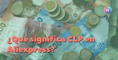 ¿Qué quiere decir CPL en AliExpress?
