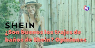 ¿Son buenos los trajes de baño de SHEIN? Opiniones