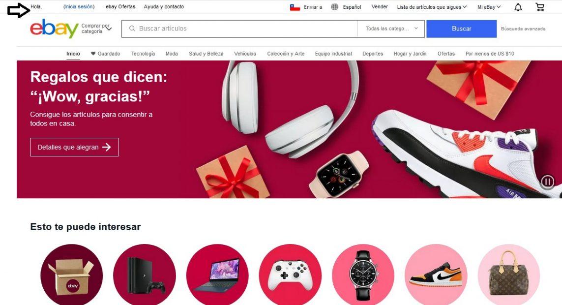 comprar en ebay desde chile